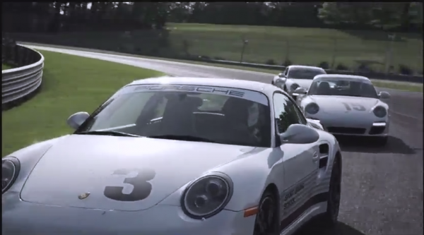 follow the leader porsche sports driving school