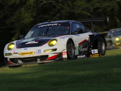 Porsche Results and Pictures from the ALMS in Virginia