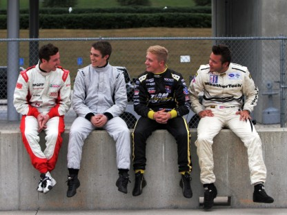 Barber Motorsports Park Hosts First Porsche Young Driver Academy