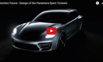 Watch Michael Mauer Explain the Exterior and Interior Design of the Panamera Sport Turismo