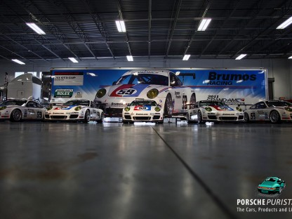 Behind the Scenes at the Delivery of the 911 GT3 Cup 4.0 Brumos Commemorative Edition