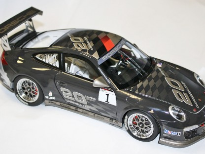 Win a 1/18th scale Porsche GT3 Cup Collector's Model from SuncoastParts.com