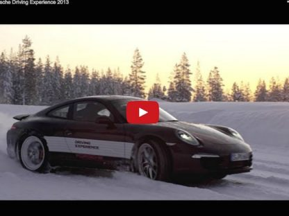 Watch the Porsche Camp4 Driving Experience 2013