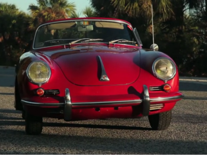 Beautifully Produced Video of a Man, His 356 and a Passion for Porsche