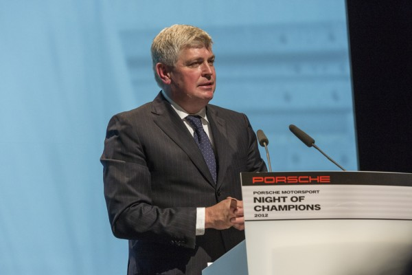 Wolfgang Hatz, Porsche AG Board of Management Member for Research and Development