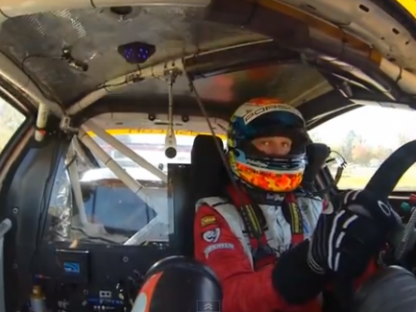 Inside the Flying Lizard 2012 911 RSR Petit Le Mans