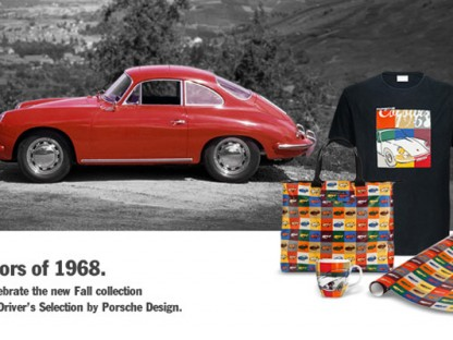 Reviewing the Retro Style of Porsche's Colors of 1968 Collection