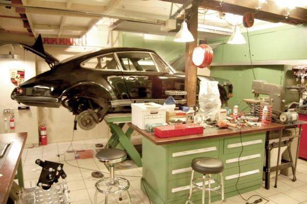 Jack Olsens 12 gauge garage