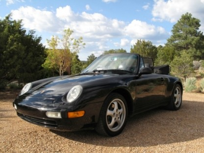drew carey's porsche 911 cabriolet for sale