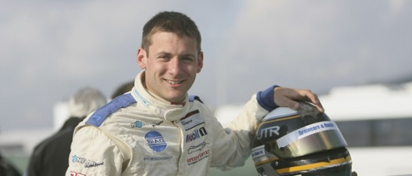 Porsche Factory Driver Nick Tandy