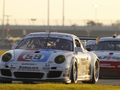 Results, Pictures and Video of Porsche at the Rolex 24 Hours at Daytona