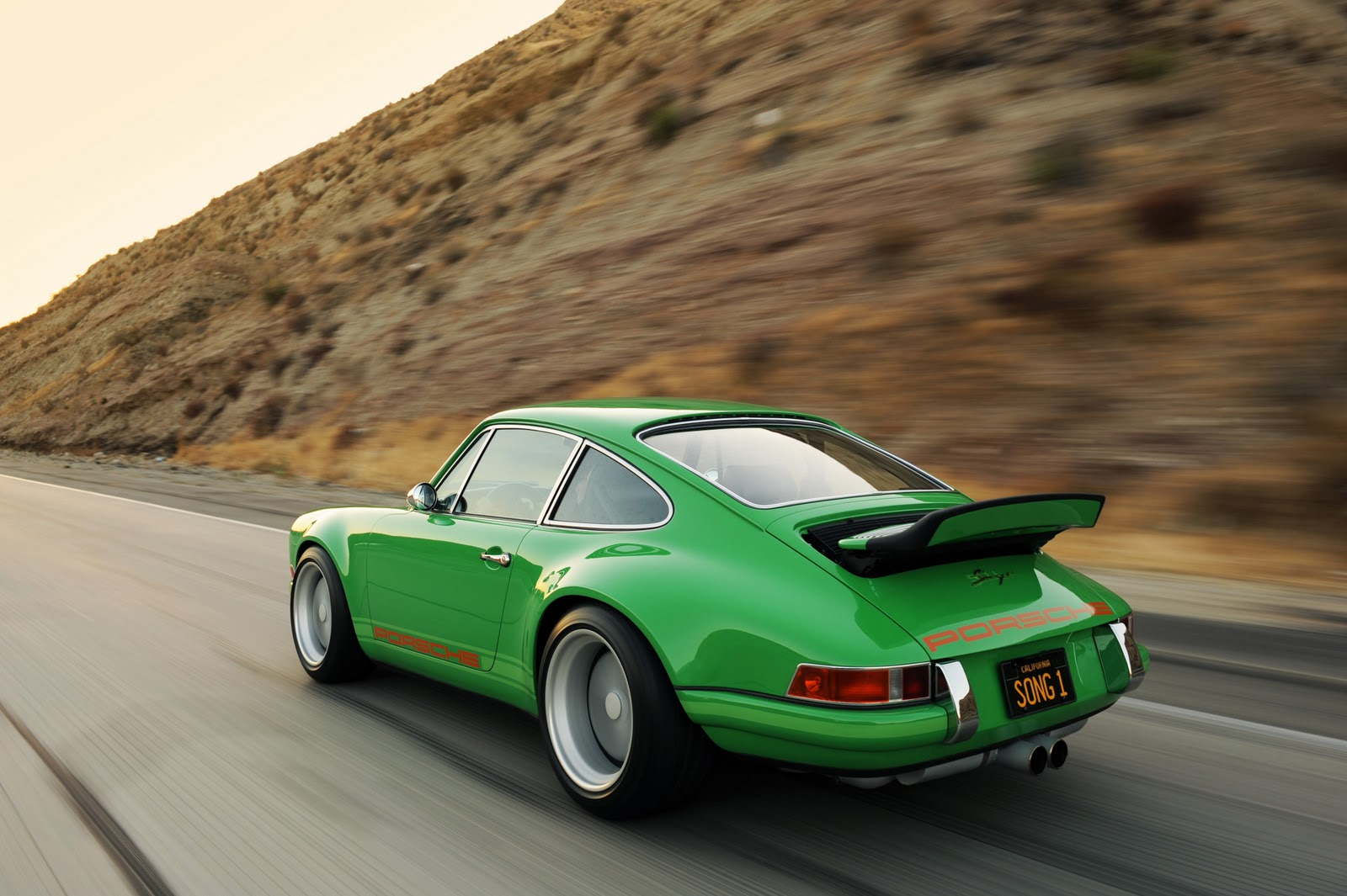 Documentary About The Singer Porsche 911 Everything You