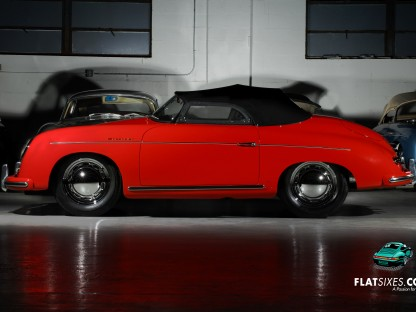 What is It About the Porsche 356?