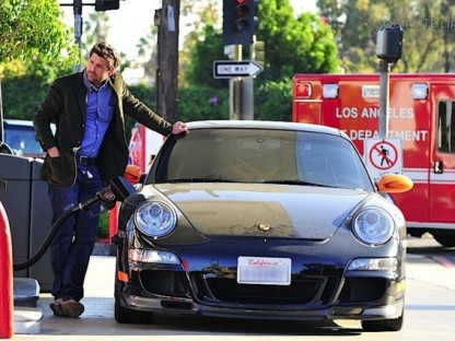 Patrick Dempsey Is Partnering with Porsche for the 24 Hours of Le Mans and 2013 American Le Mans Series
