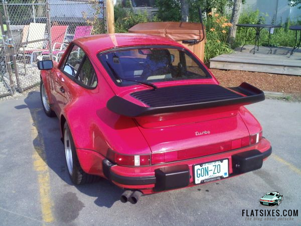 porsche-stormtrooper.Bill buckner porsche 930 for sale1