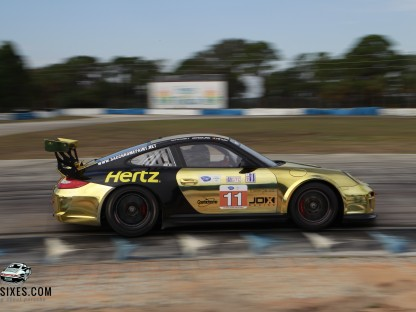 Pictures and Details of Porsche's Customer Teams at 2013 Sebring Winter Test