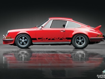 1973 Porsche 911 Carrera RS Touring