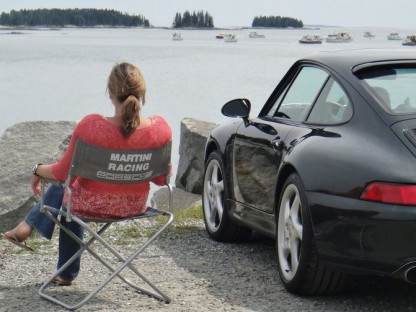 How To Win a Professional Photo Shoot of Your Porsche
