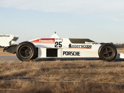 Politics Prevent Porsche's Participation At 1980 Indy 500