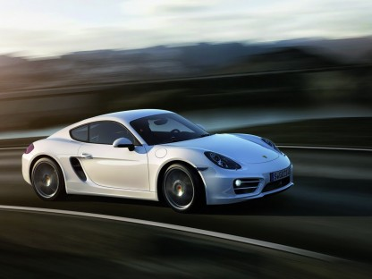 Why Porsche Should Consider a Flat-Four Engine for the Boxster and Cayman.