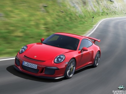 Pricing, Specs and Delivery Details on the 2014 Porsche 911 GT3