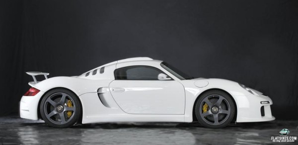 RUF CTR3 in white