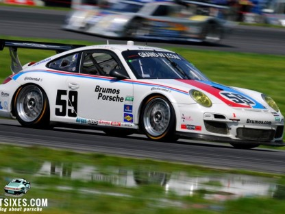 Results and Pictures from Porsche's Performance in the GRAND-AM at the Circuit of the Americas