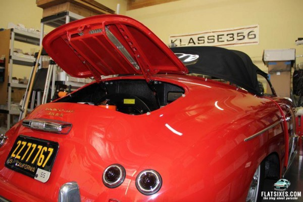 356 Porscshe at Klasse356