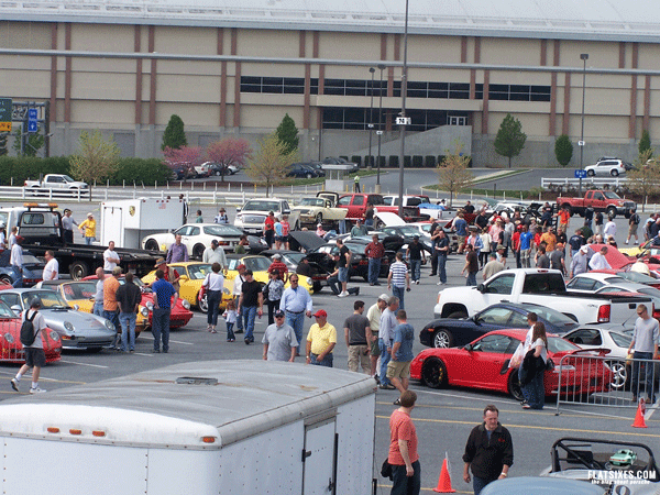5 Reasons To Visit The Hershey Porsche Swap Meet Flatsixes