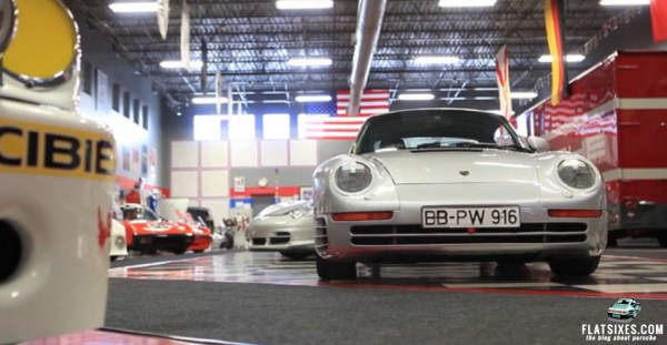 brumos porsche collection