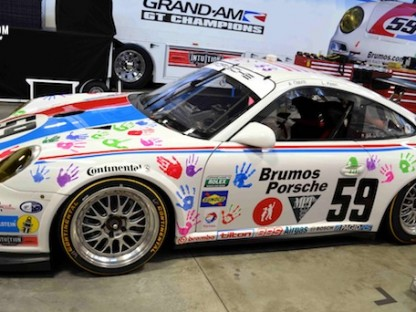 Brumos is Changing Their Livery for Charity. Here's How You Can Help!