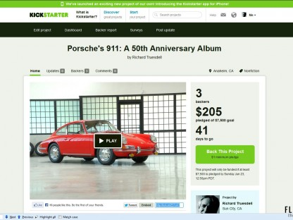 How You Can Help to Kickstart This Porsche Project
