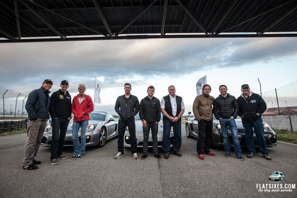 King of the Curve Speed TV Driver Lineup