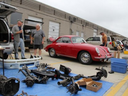 Pictures and Report from the 26th Annual Stoddard Swap Meet and All Porsche Car Show