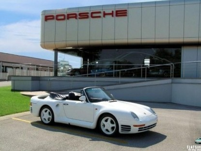 Porsche 959 cabriolet for sale