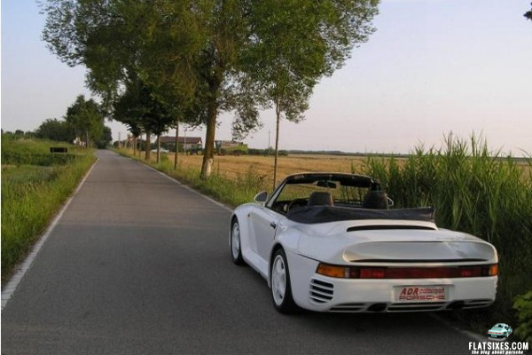 porsche 959 speedster for sale