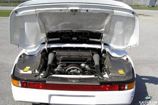 porsche 959 speedster engine
