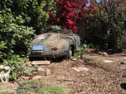 "Speedster ""Garden Find"" For Sale In California"