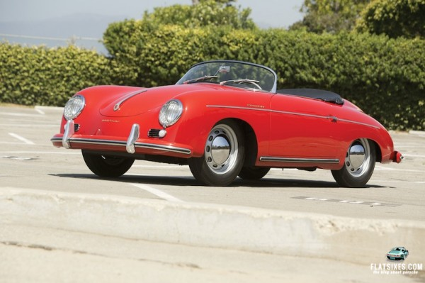 Porsche01.1955 Porsche 356 Pre-A 1500 Speedster_Photo Credit Pawel Litwinski (c) 2013 Courtesy of RM Auctions