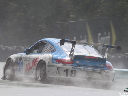 Porsche's Results and Pictures from the GRAND-AM's Six Hours of the Glen