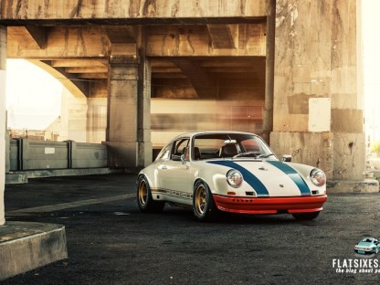 Magnus Walker's STR II for Sale at Gooding's Pebble Beach Auction