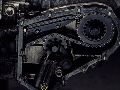Fascinating Stop Motion Film of a Porsche Engine Getting Torn Down