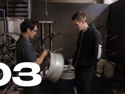 Behind the Scenes of How Damaged Porsche Wheels are Repaired + A Lesson on Wheel Fitment