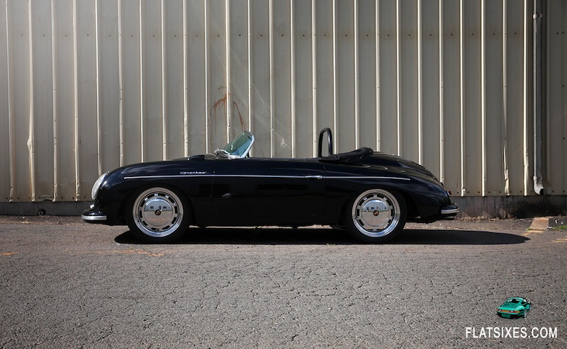 Porsche 356 Speedster With A Quot Polo Quot Engine For Sale