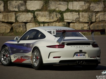 Pictures, Specs and Pricing for the 911 GT America Built for 2014 United Sports Car Racing Series