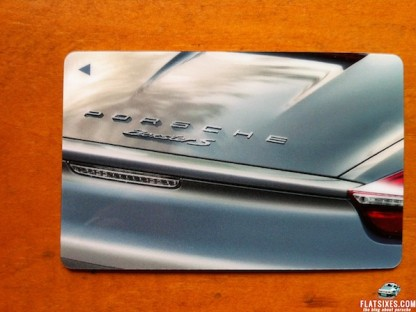 Here's Your Chance to Win a Collectible Porsche Room Key