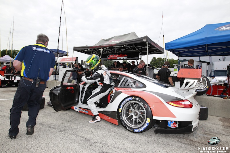 Porsche\u0027s Results and Pictures in the ALMS at Road America