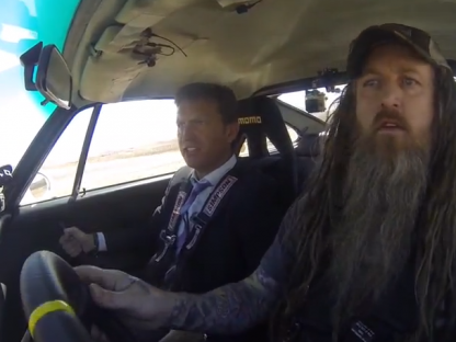"Magnus Walker on the ""World's Fastest Car Show"""