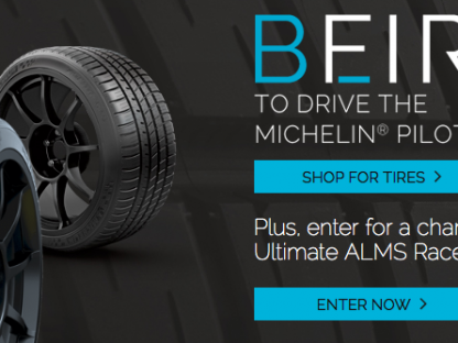 Your Chance to Win the Ultimate ALMS Race Experience