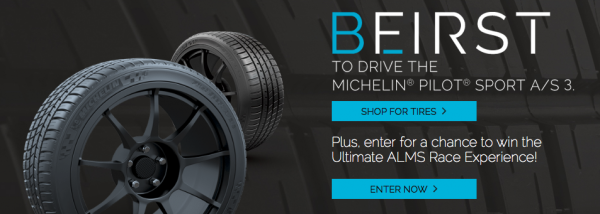 Michelin BFIRST Sweepstakes